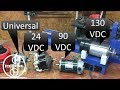 020. How To Wire A Large DC Motor And Control The Speed; Treadmill Motors and Universal Motors