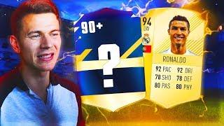 КТО ЖЕ ОН ? 90+ !!! ✪ FIFA 17 - ДОНЫШКО ✪ [#29]