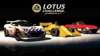 Lotus Challenge Gameplay: The First Challenge [HQ]