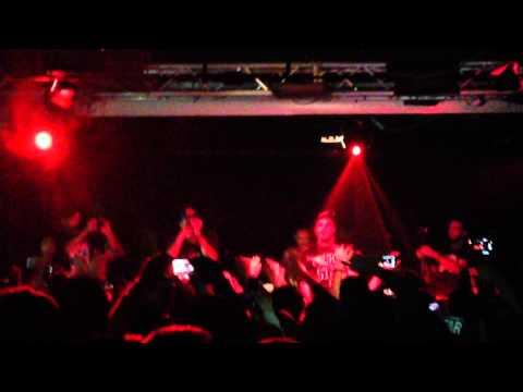 My Love Song - Noyz Narcos - FRITZ TOUR LIVE @ Brancaleone 08-11-2013