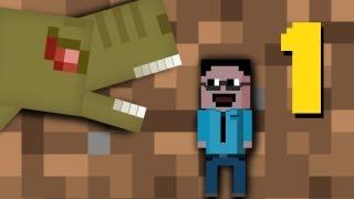 Dinosauři a magie v Minecraftu 1 (...