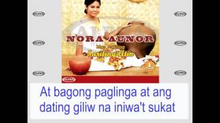 Mariposa By Nora Aunor (With Lyrics)