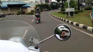Piaggio club indonesia - vespa weekender