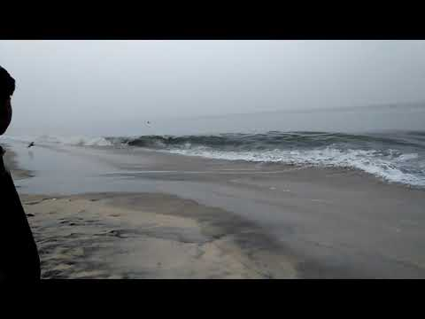 Arab sea video , Of Kerala Allepy beach