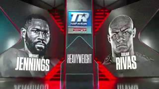 Bryant Jennings vs Oscar Rivas