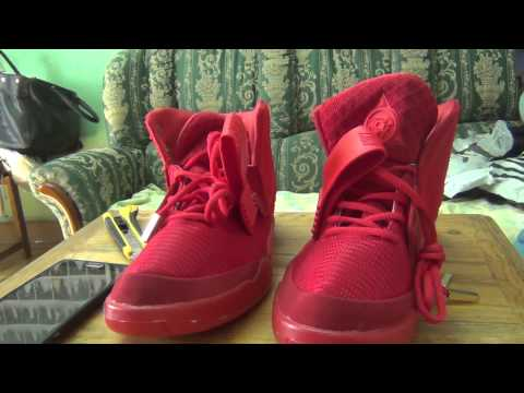 Unboxing de zapatillas nike air yeezy 2 con aliexpress 39