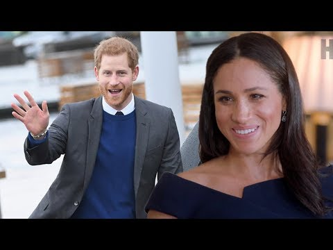 Duchess Meghan reveals the 'fun surprise' she included for Prince Harry on her wedding veil
