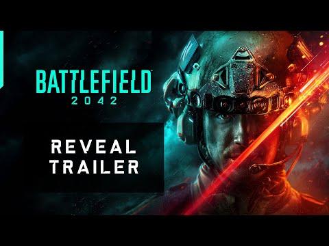 Battlefield 2042 Official Reveal Trailer (ft. 2WEI) - Видео онлайн