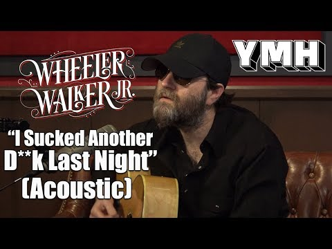 """""""I Sucked Another D*** Last Night"""" Acoustic By Wheeler Walker Jr. - YMH Highlight"""