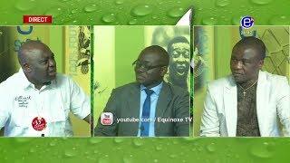 100% FOOT (COMPÉTITION AFRICAINE, FECAFOOT , LFPC : DÉBUT DU CHAMPIONNAT) EQUINOXE TV