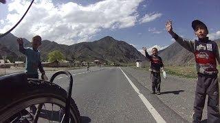 Cycling The Pamir Highway (M41) - Kyrgyzstan