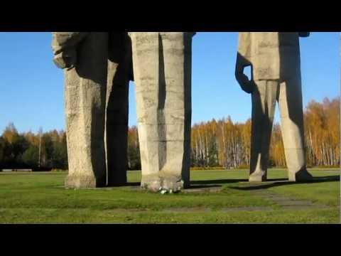 Riga In Your Pocket - Salaspils Concentration Camp