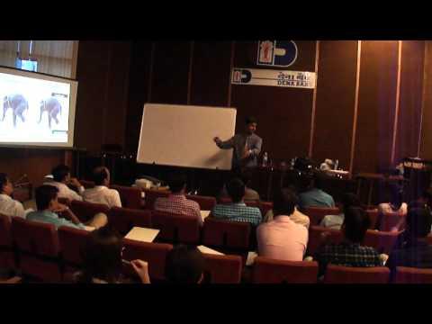 video-4 staff training session at Dena Bank  - Ahmedabad by trainer vaibhav