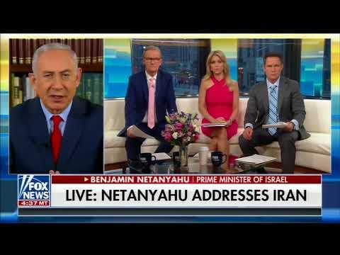 BENJAMIN NETANYAHU FULL ONE-ON-ONE INTERVIEW ON FOX & FRIENDS | FOX NEWS (5/1/2018)