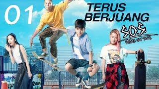 Skate Our Soul (Terus Berjuang)  Ep.01 | 极限17滑魂 | WeTV 【INDO SUB】