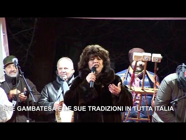 Gambatesa: 10° RADUNO CAMPERISTI D'ITALIA 2018