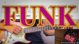 FUNK : ligne de basse pour pédale de loop (teaser)