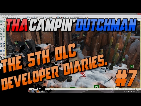 Borderlands Developer Diaries: The 5th DLC developers discussion. (Eps. #7) + *Discord link!*