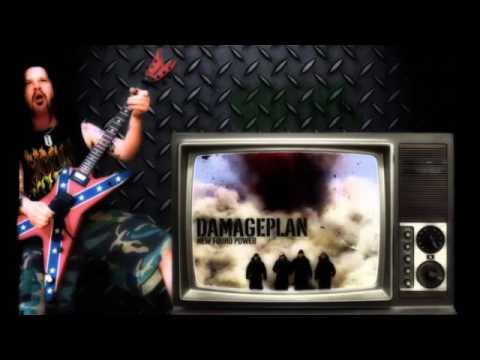 Damageplan-Blink Of An Eye (With Lyrics)