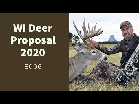 DR. DEER - NEW WISCONSIN DEER REGULATIONS