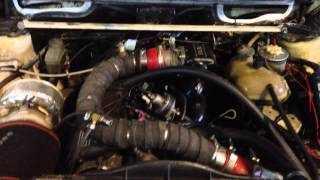 Turbo BMW E28 Perfect Idle Megasquirt