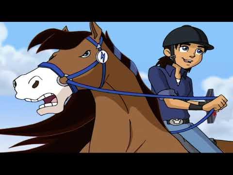 Лошадки мультфильм страна лошадей