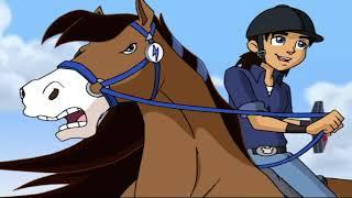 Лошадки Мультфильм, сезон 1, серия 13 Новый друг Бэйли | Лошадки / Страна лошадей / Horseland