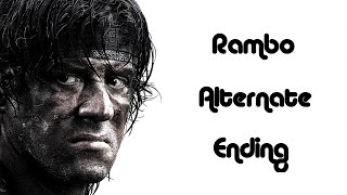 Rambo - Alternate Ending (It's a Long Road)