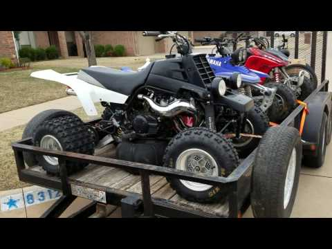 BANSHEE /HONDA TRX 450 R/WARRIOR MOVING BACK TO TEXAS
