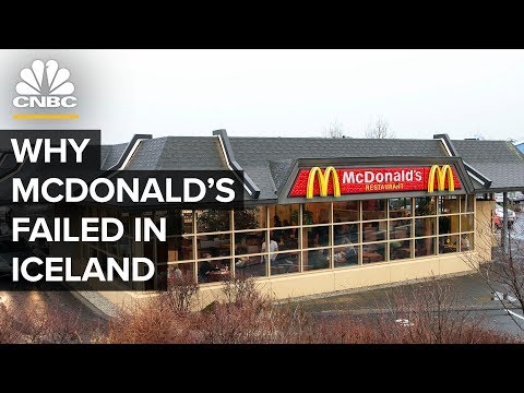 Why McDonald
