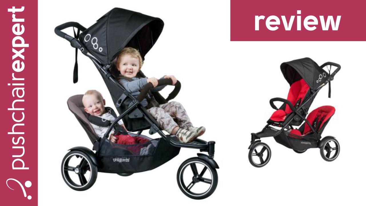 Phil And Teds Double Buggy Vibe Phil Teds Dot Review