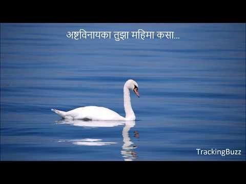 अष्टविनायका तुझा महिमा कसा - अष्टविनायक / Ashtavinayaka Tujha Mahima Kasa - Ashtavinayak