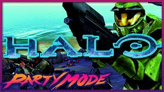 Free-For-All Slayer in Halo is Absolute Insanity - Party Mode