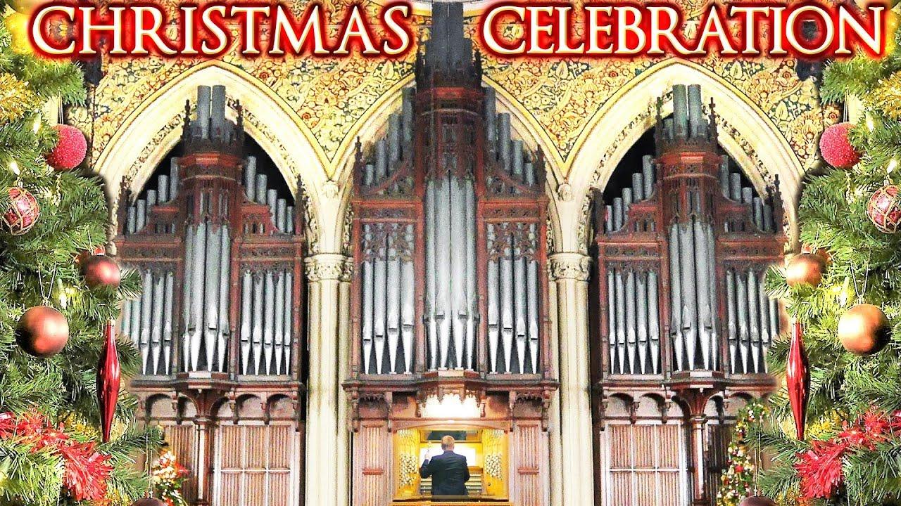 Christmas Celebration For Organ Jingle Bells Rochdale Town Hall Jonathan Scott Youtube