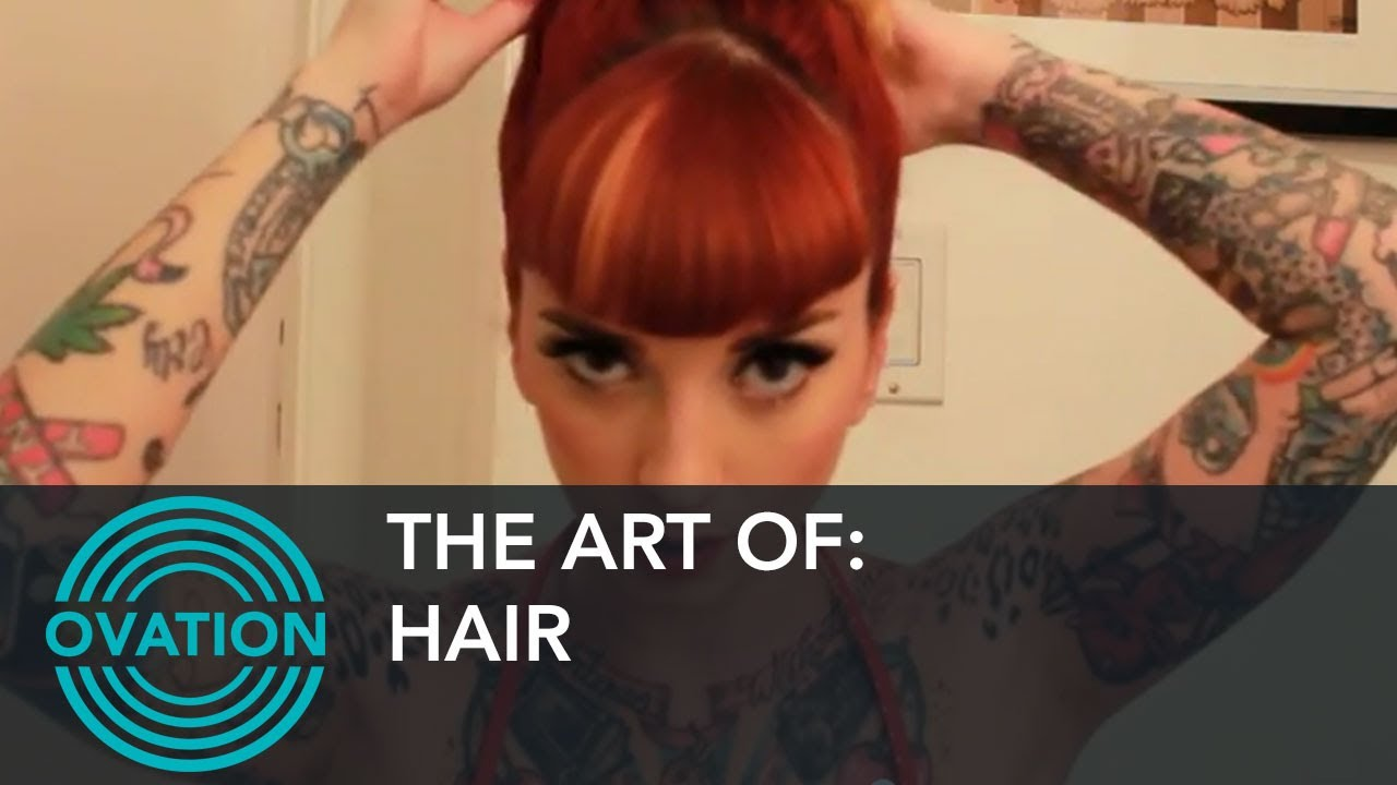The Art Of: Hair - How to Create a Vintage Hair Style (Exclusive) - Ovation