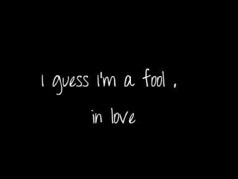 Fool in Love  Rihanna Lyrics