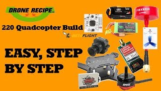 How to Build a Drone Step by Step