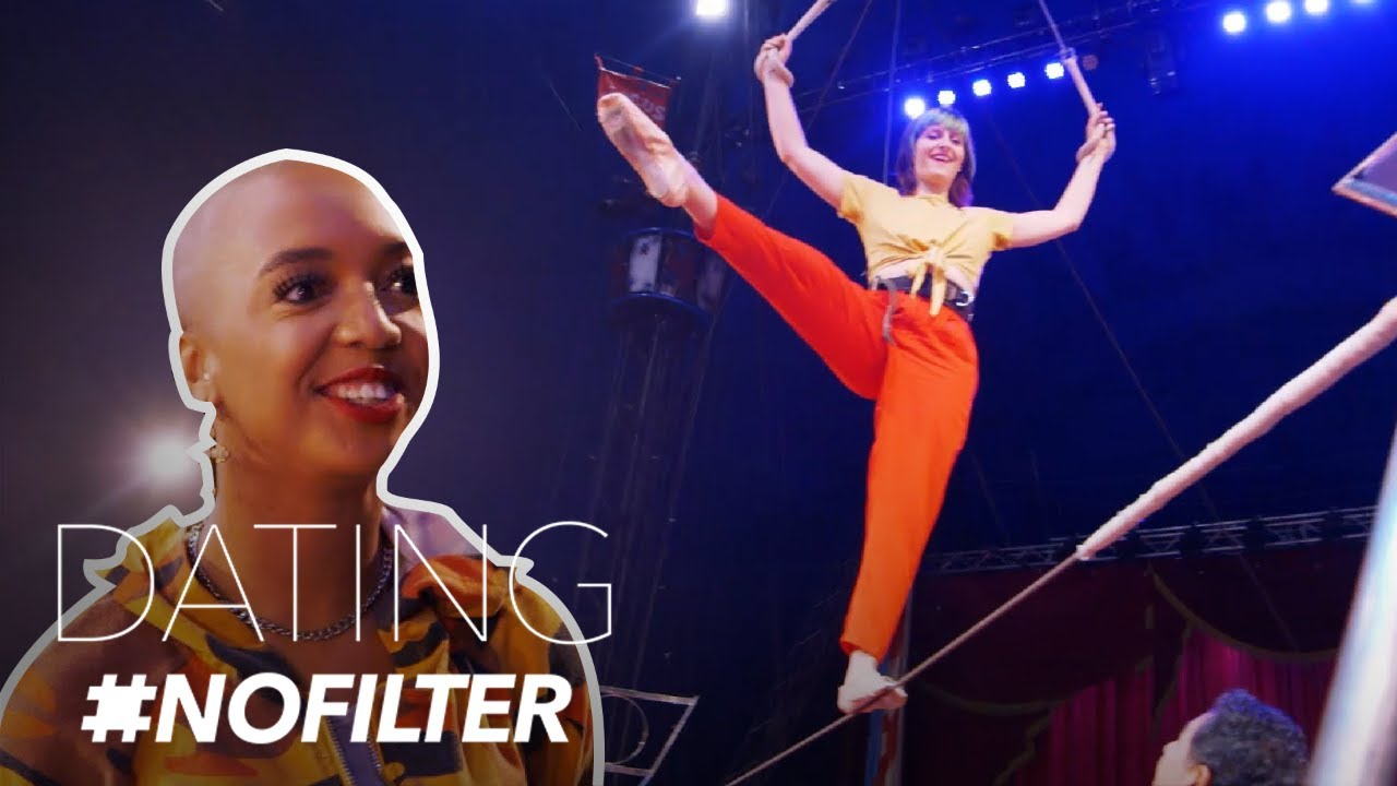 High-Wire Tightrope Date Fires on All Cylinders | Dating #NoFilter