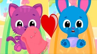 Cute ve Tiny Aile Eğlencesi #Çizgifilm Benzeri Yeni Oyun