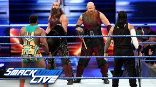 Download Big E & Jimmy Uso vs. The Bludgeon Brothers: SmackDown LIVE, March 13, 2018 Mp3 and Videos