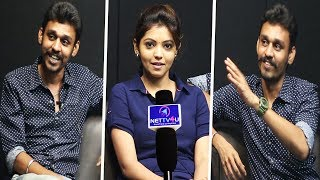 We Are Kadhal Kan Kattuthey Athulya's Body Guards : Interview With Arun Aravind (Twins) & Athulya