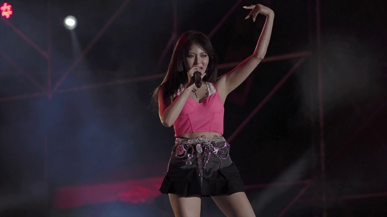 HyunA 泫雅(현아) 빨개요 (RED) 2019高雄啤酒節 7-11 BEER ROCK FESTIVAL ...Hyuna 2019 Songs
