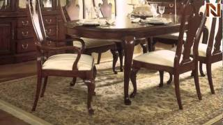 Oval Leg Table - American Drew, Cherry Grove Collection 792-760