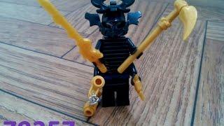lELE Ninjago Лорд Гармадон (одержим) (79257)-ОБЗОР