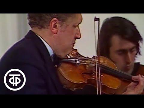 Декабрьские вечера. Советские музыканты - постоянные участники фестиваля (1989)
