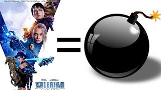 Valerian Bombs Hard At Box Office, Dunkirk Triumphs - Weekend Box Office Report