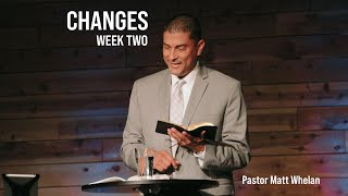 Changes Week 2 | Common Ground Church | 09/12/21