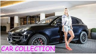 Maria Sharapova car collection (2018)