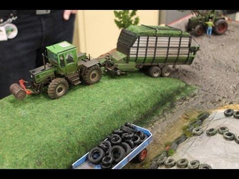 2016 National Farm Toy Show 1st Place Large Scale: Jacco Van Den Broek