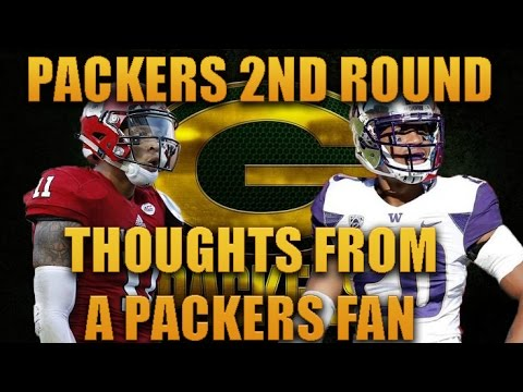Packers Draft Kevin King and Josh Jones!! 2nd Round Thoughts From Jeromepkr the Packers Fan!!